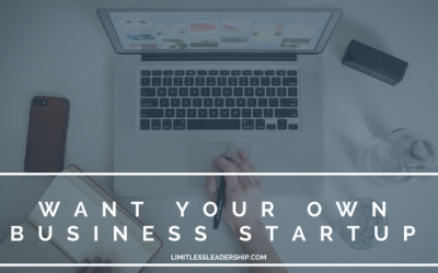 Are You Ready For Your Own Business Startup?