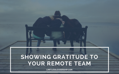 Showing Gratitude To Your Remote Team
